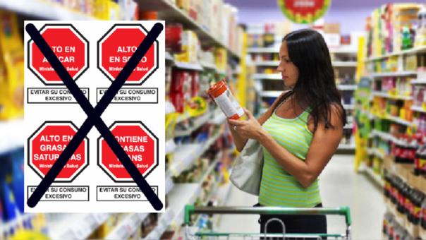 Congreso cambió norma de alimentación saludable