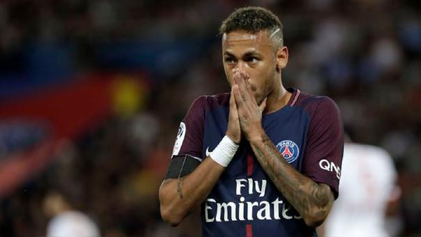Neymar será operado — Paris Saint-Germain