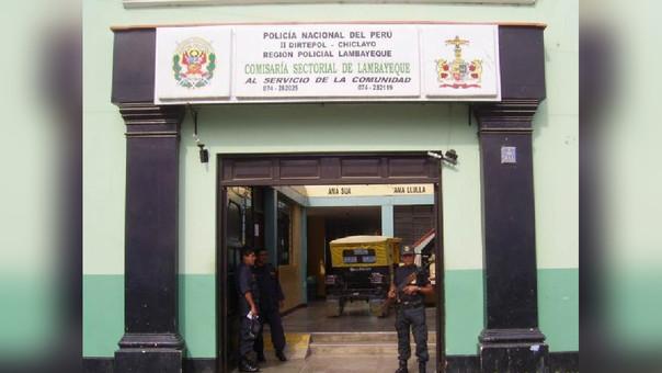 Comisaría de Lambayeque