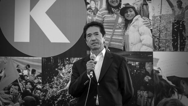 Jaime Yoshiyama fue señalado por Jorge Barata como el hombre receptor del dinero de Odebrecht para la campaña elector de 2011 de Keiko Fujimori.