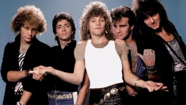 Bon Jovi ingresa al Salón de la Fama del Rock and Roll