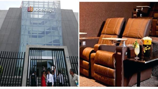 La resolución del Indecopi contra las cadenas cines Cinemark y Cineplanet, señalaba que se pueden ingresar los mismos productos o similares a los que se venden en sus instalaciones.