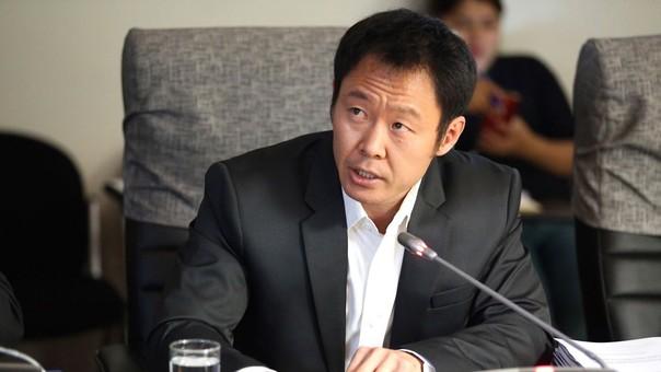 Kenji Fujimori renunció a Fuerza Popular tras varios meses de cuestionar a sus colegas
