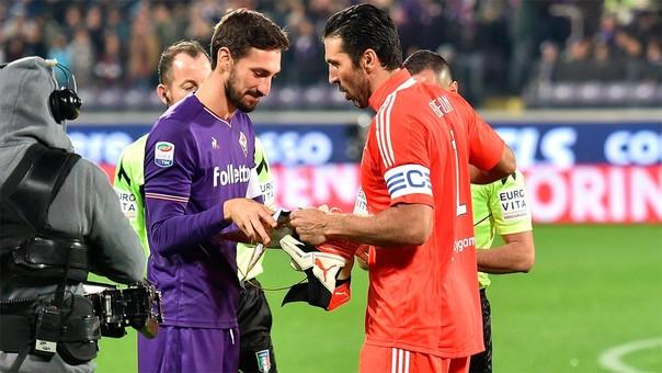Astori falleció en medio de la concentración de la Fiorentina a los 31 años.