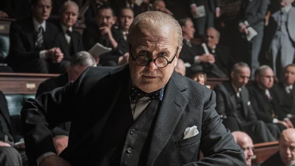Gary Oldman y su interpretación de Winston Churchill en