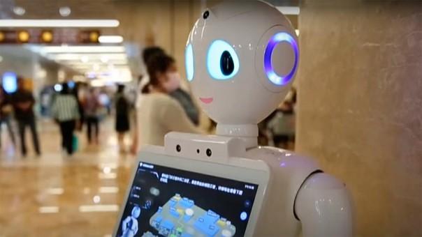 El robot aprobó los exámenes para practicar medicina ambulatoria.