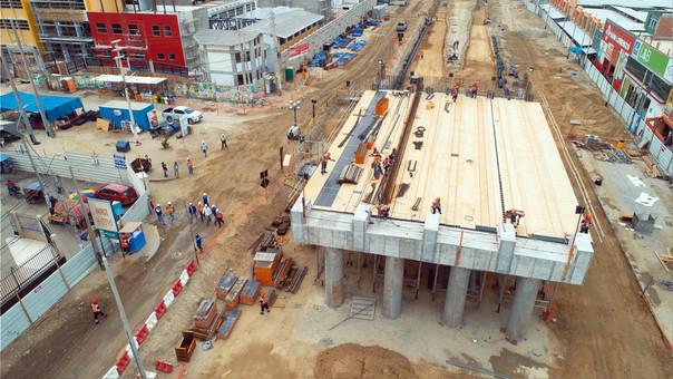 Bypass culminará en agosto, según gobernador regional.