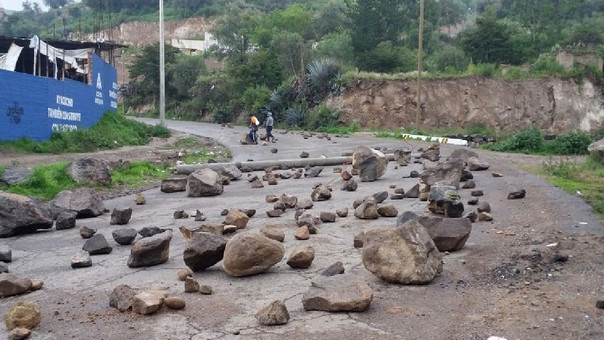 Bloqueo Ayacucho