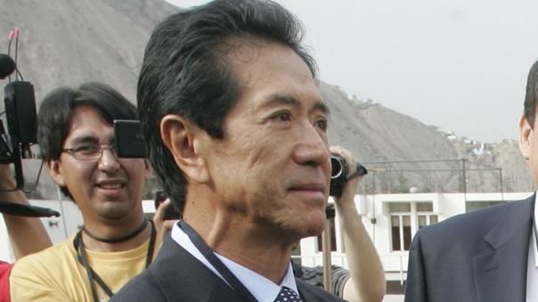 Fiscal aclara que Yoshiyama fue detenido por hecho flagrante
