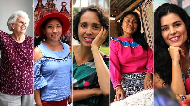 Mujeres que impulsan la cultura