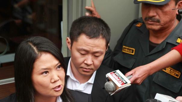 Keiko Fujimori insiste en que el presidente Kuczynski debe renunciar