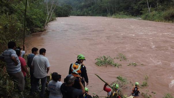 Chanchamayo: Río Tulumayo