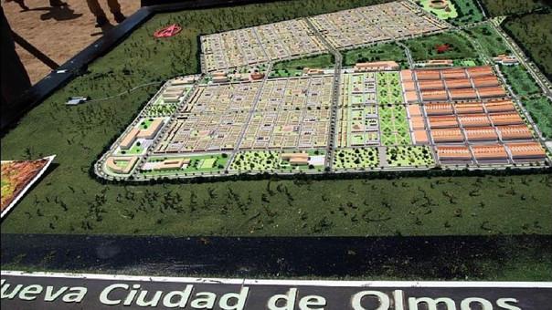 nueva ciudad de Olmos