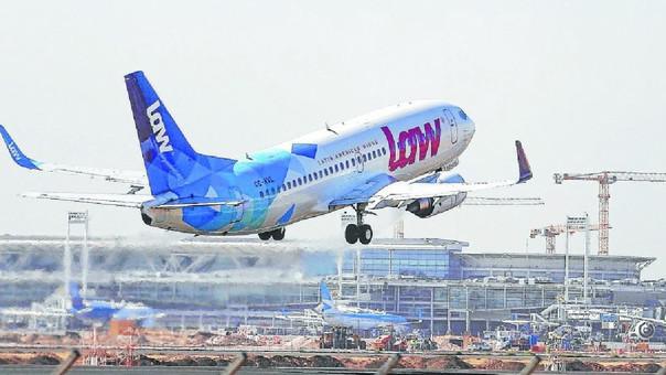 DGAC suspende el Certificado de Operador Aéreo de LAW