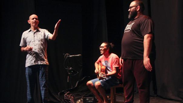 Encuentro de Improvisación Peruano-Boricua