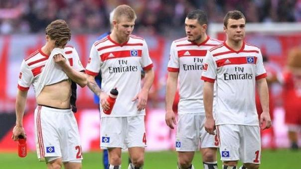 Hasta el momento, Hamburgo solo ha ganado 4 partidos en la Bundesliga.