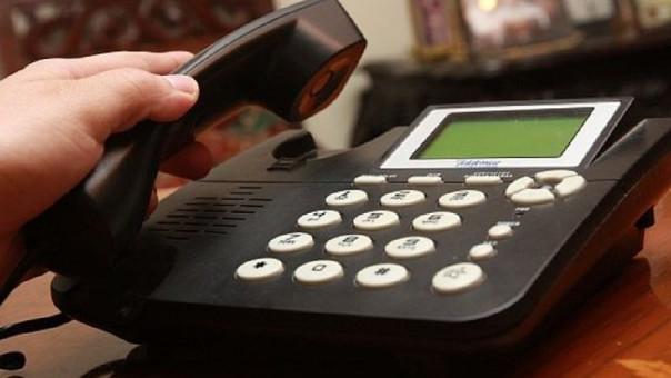 Telefónica no presentó su solicitud de ajuste de la tarifa en mención dentro del plazo legal establecido en las reglas procedimentales, en tal sentido la decisión quedó en manos del Osiptel.
