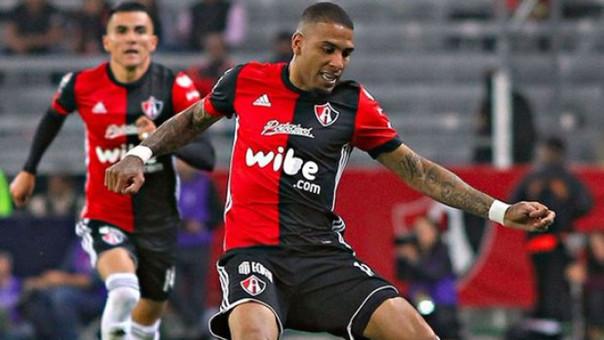 Atlas anunció desvinculación de Alexi Gómez