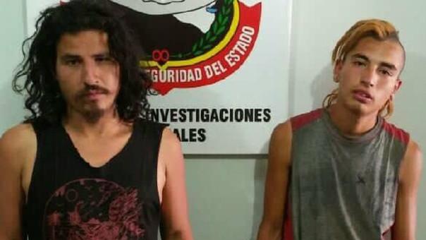 Ciudadanos extranjeros fueron conducidos a sede policial