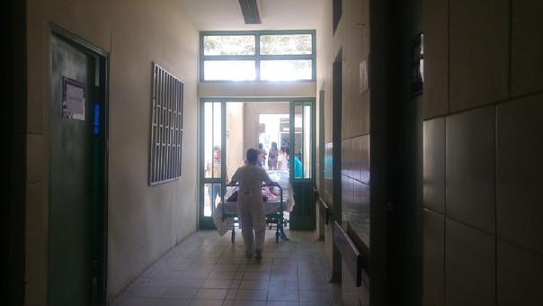 Inicialmente fue reportado otro caso en el distrito de Catacaos, el mismo que ya fue descartado.