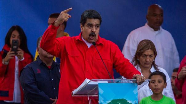 Nicolás Maduro busca ser reelegido como presidente de Venezuela.