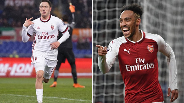 El Arsenal elimina al Milán de la Europa League