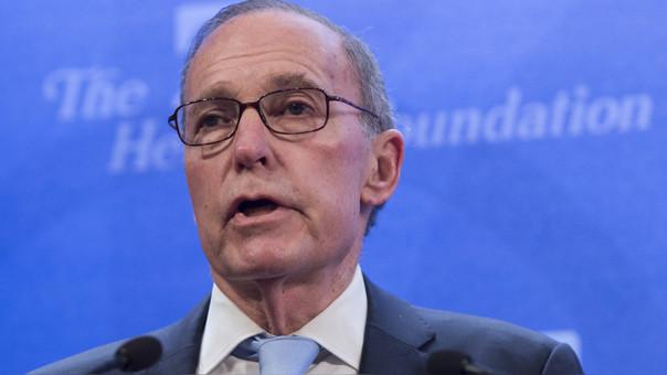 AVANCE: Larry Kudlow se convierte en máximo asesor económico de Casa Blanca