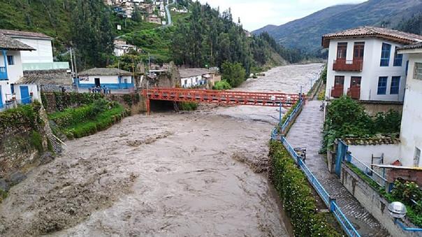 Río Mapacho
