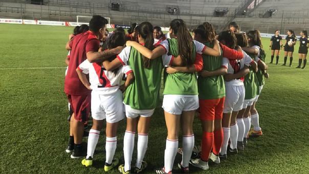 Selección Femenina a la fase final del Sudamericano Sub 17