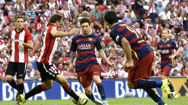 Barcelona gana