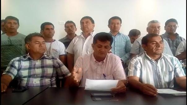 Los productores de arroz comunicaron que mantendrán la huelga.