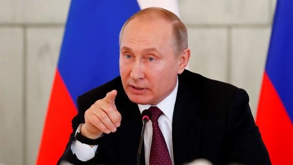 El Gobierno de Vladímir Putin protagoniza momentos de tensión con el Reino Unido.