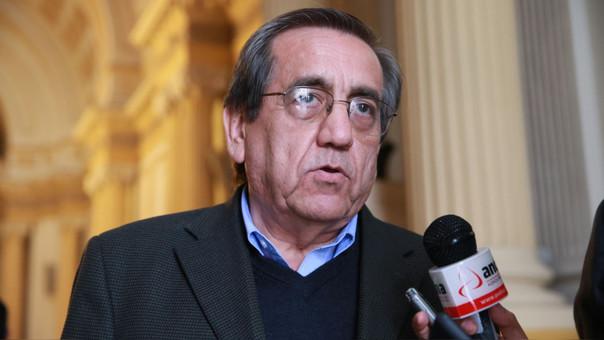 Del Castillo apuntó que la bancada que más pierde en esta segundo moción es Fuerza Popular.