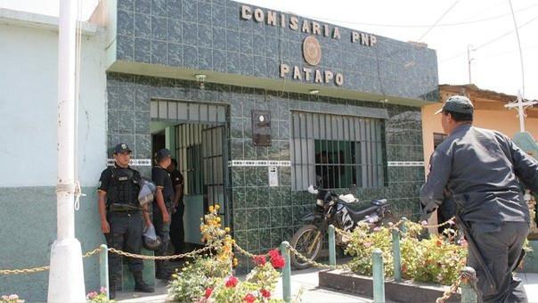 comisaría de Pátapo