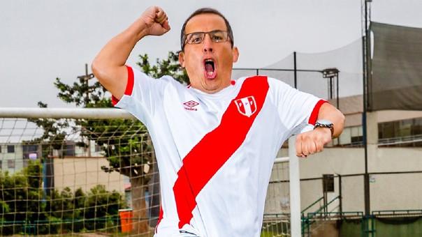 Daniel Peredo siempre será recordado por ser la voz que narró la clasificatoria de Perú a un Mundial después de 36 años.
