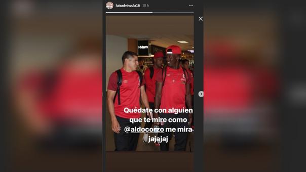 Luis Adíncula y Aldo Corzo compiten por el puesto de lateral derecho en la Selección Peruana.