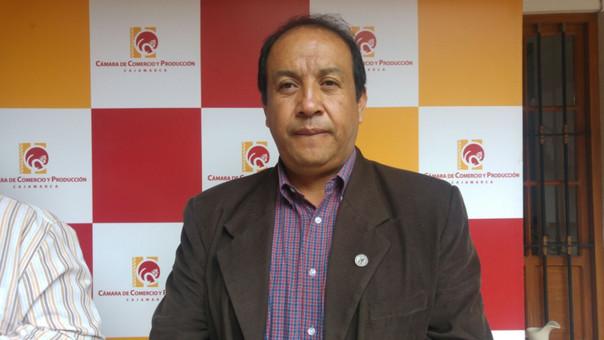 Juan Carlos Mondragón, presidente de la Cámara de Comercio de Cajamarca, también dijo que las regiones tendrían mayor oportunidad con Martín Vizcarra