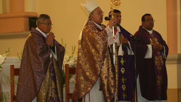Huancayo; arzobispo