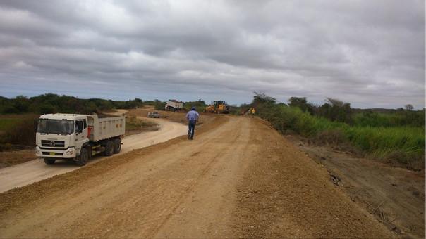Proyectos de carreteras provinciales en Piura quedan estancados hasta conocer a los titulares de los ministerios.