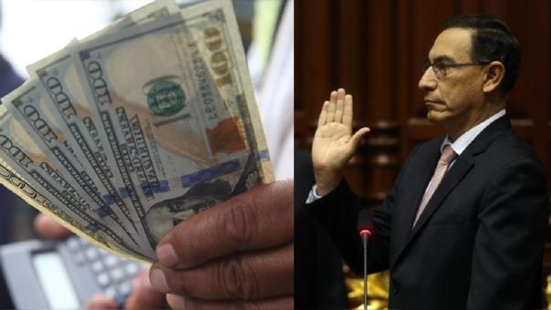 Precio del dólar | Tipo de Cambio| Martín Vizcarra| juramenteción en vivo|