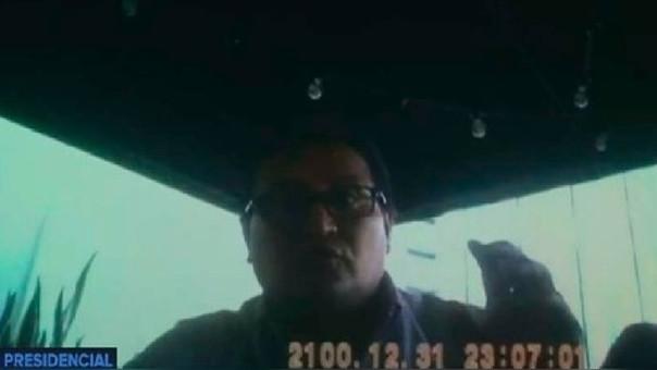 Fredy Aragón, exgerente de Sucamec, fue destituido tras difusión de video sobre presunta compra de votos.