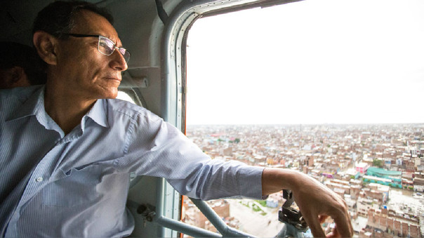 Entre los retos que deberá asumir Martín Vizcarra como presidente están la reactivación económica y la generación de empleo.