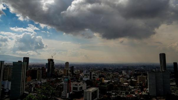 Bogotá contaminación