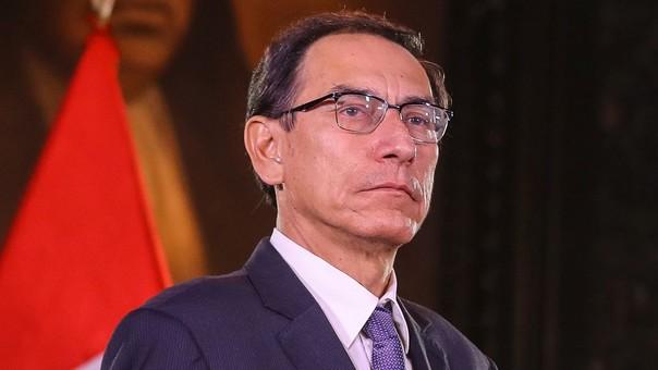 Martín Vizcarra pronunciará un discurso en el Congreso.