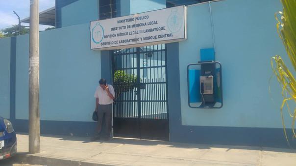 morgue Chiclayo