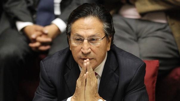 Interponen habeas corpus a favor de expresidente Alejandro Toledo