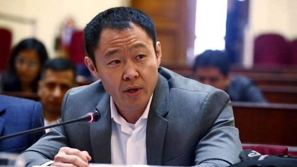 Kenji Fujimori reapareció en un video luego de recibir varios cuestionamientos.