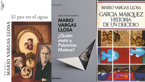Mario Vargas Llosa tiene una amplia producción bibliográfica. Su última obra publicada es