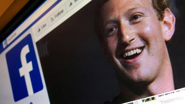Mark Zuckerberg creó Facebook en 2004 y es desde entonces su presidente.