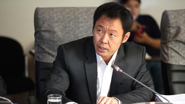 Kenji Fujimori señaló que Fuerza Popular no realiza una lucha contra la corrupción.